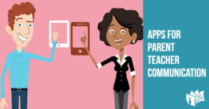 parent teacher app